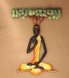 Nitesh | Buddha Craft Craft by artist Nitesh | Indian Handicraft | ArtZolo.com