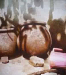 Still Life 1 | Painting by artist Raghunath Sahoo | watercolor | Paper