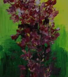 Flowers 13 | Painting by artist Mopasang Valath | acrylic | Canvas