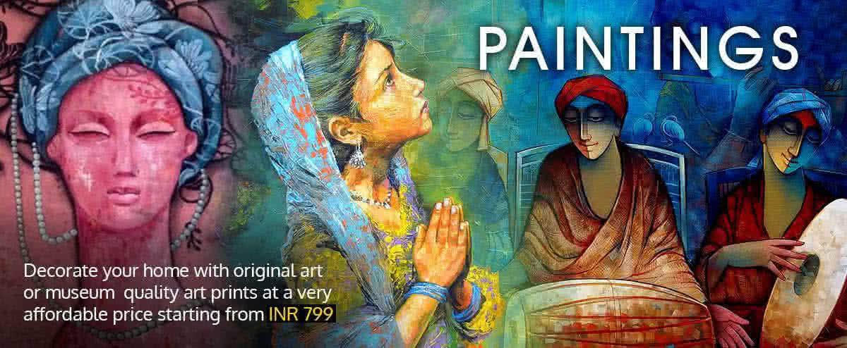 Buy Paintings Online, Buy Art Online
