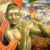 Apet Pramod Paintings | Acrylic Painting - Krishna by artist Apet Pramod | ArtZolo.com