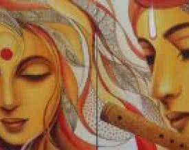 art,painting,radha,krishna,god,india,indian
