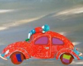 love,peace,joy,happy, indian art,canvas painting, affordable, red,blue,cheap price,beautiful, artist,red,car,rainy whether, plea