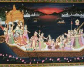 art,painting,pichwai,pichhwai,traditional,rajasthan,folk,indian