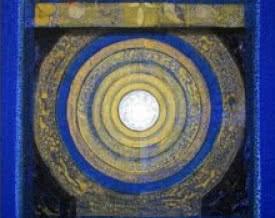 Meditation 1 | Painting by artist Nilesh Nikam | Acrylic | Canvas