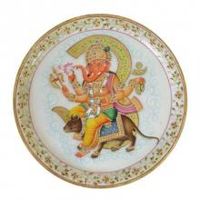 Ecraft India | Lord Ganesha With Rat Craft Craft by artist Ecraft India | Indian Handicraft | ArtZolo.com