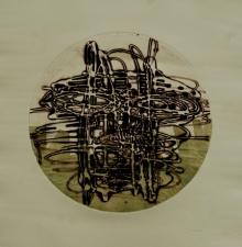 Nagesh Gadekar | Expression Of Life 1 Printmaking by artist Nagesh Gadekar | Printmaking Art | ArtZolo.com
