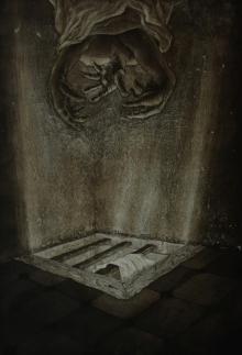 Ankita Daulatabadkar | Untitled 5 Printmaking by artist Ankita Daulatabadkar | Printmaking Art | ArtZolo.com