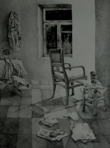 Ankita Daulatabadkar | Untitled 7 Printmaking by artist Ankita Daulatabadkar | Printmaking Art | ArtZolo.com