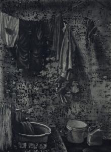 Ankita Daulatabadkar | Untitled 9 Printmaking by artist Ankita Daulatabadkar | Printmaking Art | ArtZolo.com