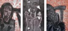 art, printmaking, paper, etching, figurative
