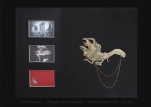 Saibal Karmakar | Thought Of Third World War Printmaking by artist Saibal Karmakar | Printmaking Art | ArtZolo.com