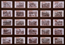 Rahul Dhiman | Daily Life 1 Printmaking by artist Rahul Dhiman | Printmaking Art | ArtZolo.com