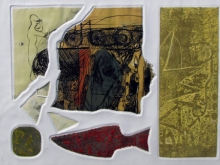 art, printmaking, paper, etching, drypoint, contemporary