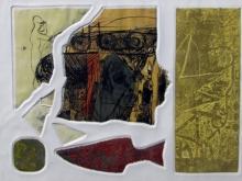 Rajesh Kumar Singh | Untitled 2 Printmaking by artist Rajesh Kumar Singh | Printmaking Art | ArtZolo.com
