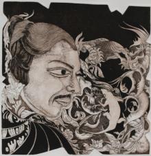 Anupama Dey | Expression Printmaking by artist Anupama Dey | Printmaking Art | ArtZolo.com