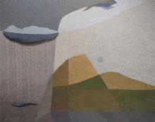 contemporary Acrylic Art Painting title The Hope 2 by artist Vaishnavi Naik