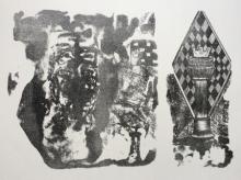 Diksha Dhingra | Untitled 1 Printmaking by artist Diksha Dhingra | Printmaking Art | ArtZolo.com