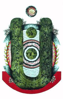 Papil Manna | Nature Printmaking by artist Papil Manna | Printmaking Art | ArtZolo.com