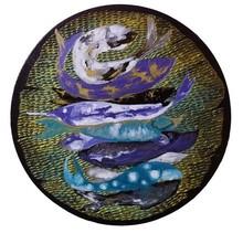 Animals Acrylic Art Painting title 'Antifish 1' by artist Ritesh Bhoi