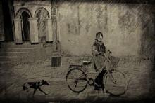 Santosh Jain | Amma Series 1 Printmaking by artist Santosh Jain | Printmaking Art | ArtZolo.com