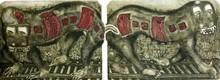 Charandas Jadhav | Local Life Printmaking by artist Charandas Jadhav | Printmaking Art | ArtZolo.com
