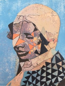 Manoj Jadaun | Untitled 1 Printmaking by artist Manoj Jadaun | Printmaking Art | ArtZolo.com