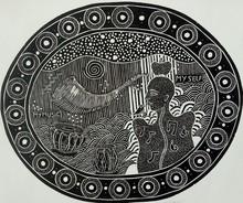 Kapil Verma | Music Printmaking by artist Kapil Verma | Printmaking Art | ArtZolo.com