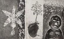 Kumar Misal | Village Life Printmaking by artist Kumar Misal | Printmaking Art | ArtZolo.com