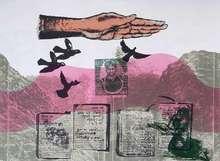 art, printmaking, paper, serigraph, contemporary