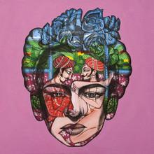Portrait Acrylic Art Painting title Tribute To Frida Kahlo by artist Vijay Shelar