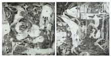 Mahima Kapoor | Untitled 1 Printmaking by artist Mahima Kapoor | Printmaking Art | ArtZolo.com