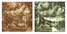 Mahima Kapoor | Untitled 3 Printmaking by artist Mahima Kapoor | Printmaking Art | ArtZolo.com