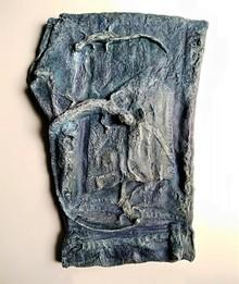 art, sculpture, fiberglass, still life