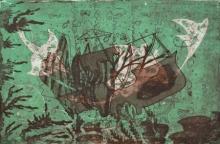 art, printmaking, etching, acid free paper, contemporary