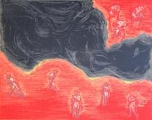 Raj Mazinder | Tribute To Mahatma Printmaking by artist Raj Mazinder | Printmaking Art | ArtZolo.com