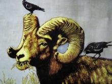 art, printmaking, woodcut, paper, animal