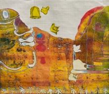 art, printmaking, mixedmedia, paper, contemporary
