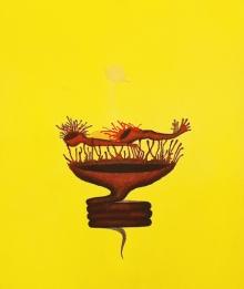 art, painting, mixedmedia, canvas, contemporary