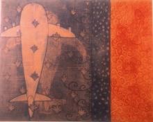 art, printmaking, mixedmedia, paper, abstract
