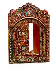 Jharoka I | Craft by artist Art Street | wood
