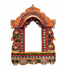 Jharoka II | Craft by artist Art Street | wood
