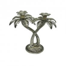 Candle Stand Tree | Craft by artist Art Street | Metal