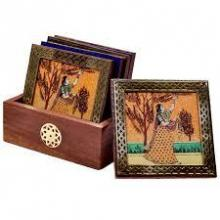 Art Street | Coasters I Craft Craft by artist Art Street | Indian Handicraft | ArtZolo.com