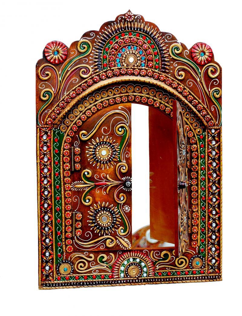 Jharoka I Lifestyle On Wood Handicraft