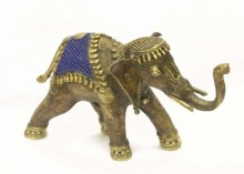 Bhansali Art | Elephant Rider Craft Craft by artist Bhansali Art | Indian Handicraft | ArtZolo.com