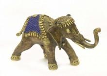 Bhansali Art | Elephant Rider Craft Craft by artist Bhansali Art | Indian Handicraft | ArtZolo.com