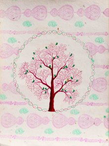 Nature Acrylic Art Painting title 'Chamnavrit' by artist Sumit Mehndiratta