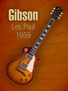 Shavit Mason | Vintage Gibson Les paul 1959 Photography Prints by artist Shavit Mason | Photo Prints On Canvas, Paper | ArtZolo.com