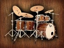 Shavit Mason | Hendrix Drums Photography Prints by artist Shavit Mason | Photo Prints On Canvas, Paper | ArtZolo.com
